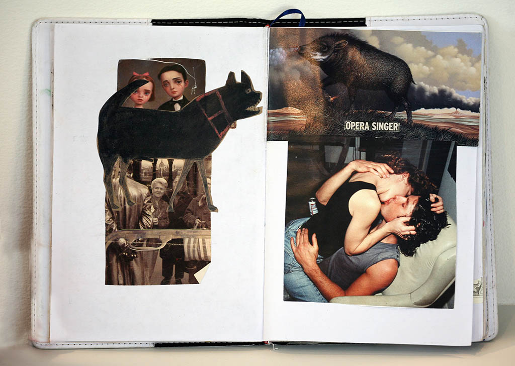 Martha Bloom Collage 15